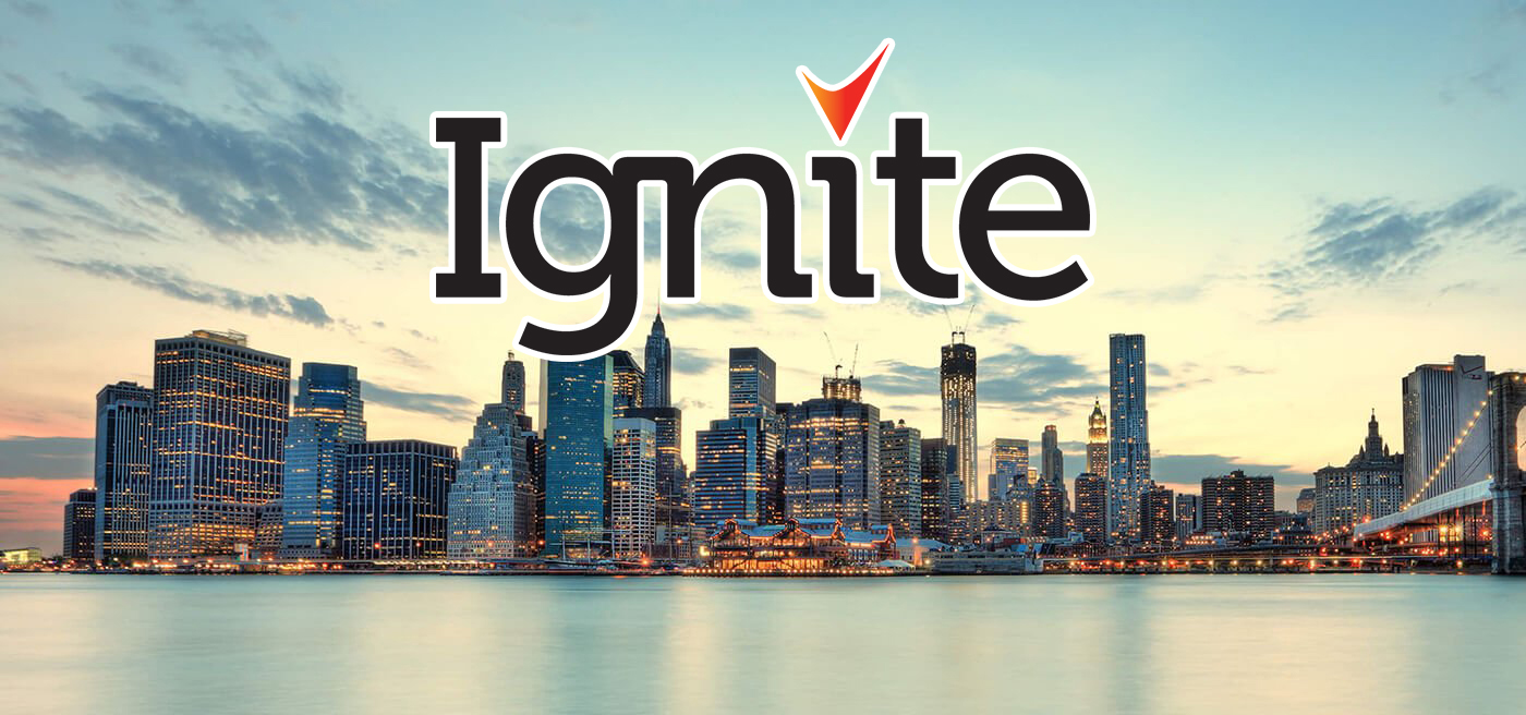IGNITE takes on New York Promotional Product Direct.