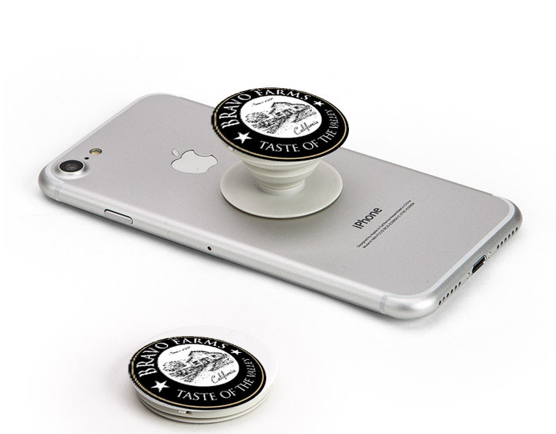 Vancouver market your business with a Pop Phone Socket Stand